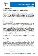 <center>Information Sheet on<br>FeLV Treatment</center>